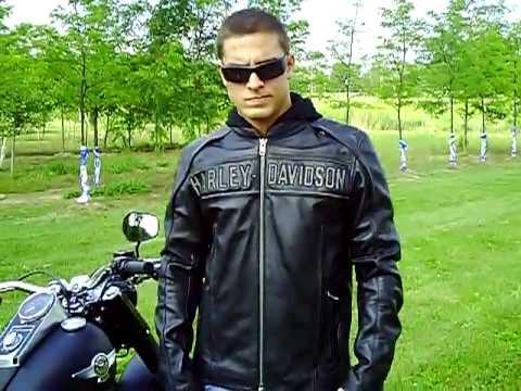Barnett Harley Davidson Men's Triple Vent System