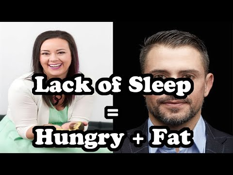 Keto Chat Episode 75: Dan Pardi Lack of Sleep = Hungry + Fat