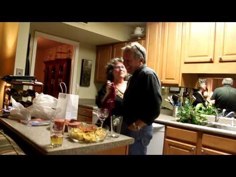 Surprise Grandma & Gramps!