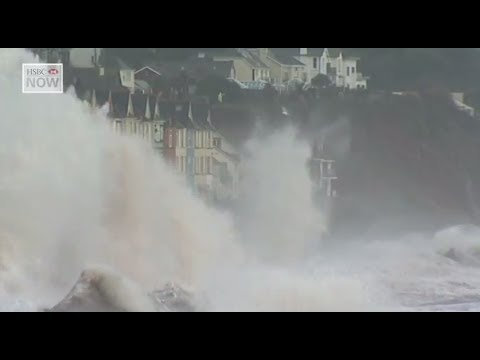 Weathering the Storm - UK Floods