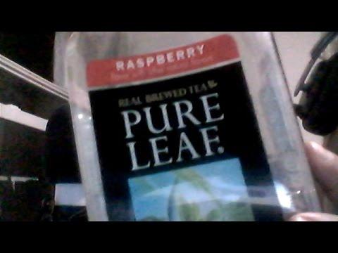 Everyone Loves Pure Leaf Raspberry!