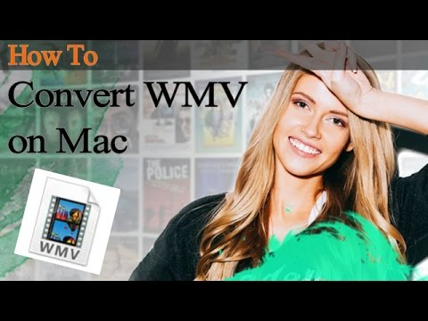 Convert WMV to MP4, FLV, MOV on Mac [iMedia Converter Deluxe]