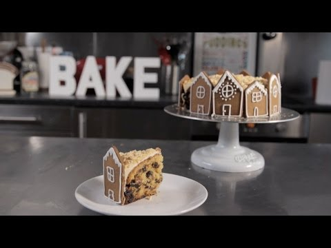 Easy Baking: Winter Wonderland Cake - The Boy Who Bakes