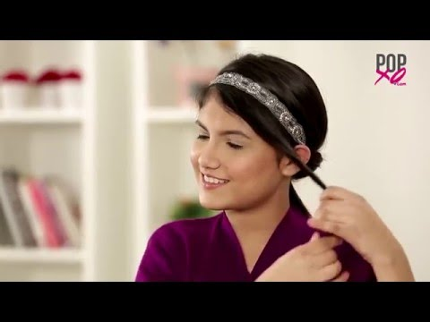 3 Easy Hair Band Hairstyles! | Pretty Hairstyles For Girls - POPxo
