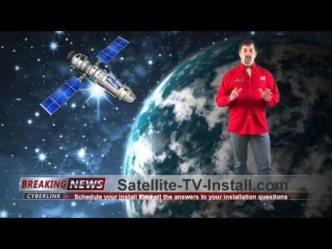 DISH Network Installation | DISH Install | Satellite TV Install