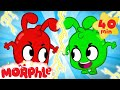 MORPHLE AND THE EVIL TWIN My Magic Pet Morphle Cartoons For Kids Morphle TV BRAND NEW