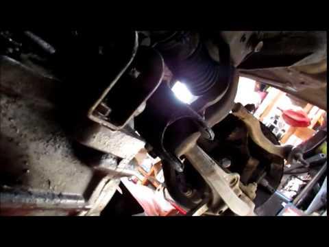 Replacing a clutch in a Honda CIvic