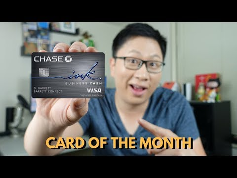 Card of the Month: Chase Ink Cash (50k UR Historic High)