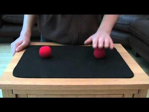 Olie's Sponge Ball Trick