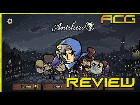 AntiHero Review