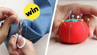 4 Easy Ways To Mend Your Clothes By Hand