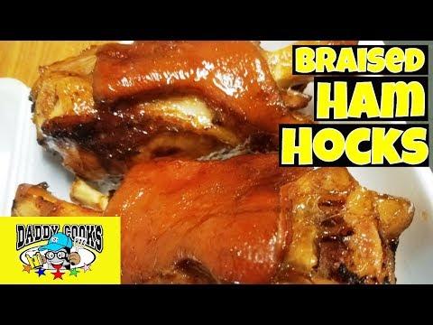 Braised Ham Hocks from Parts Unknown