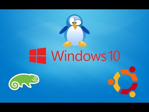 How to Easily Install A Linux Distribution on Windows 10