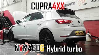 Forge Motorsport IS38 Turbo blanket review and test Seat Leon Cupra