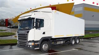 DAF CF 370 Rigid FAR 6x2 Space Cab Lorry Truck Exterior and