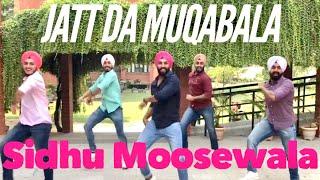 Jatt Da Muqabala | SIDHU MOOSEWALA | Bhangra | Folking Desi | Jatt Frenzy 2.0 | Dj frenzy |