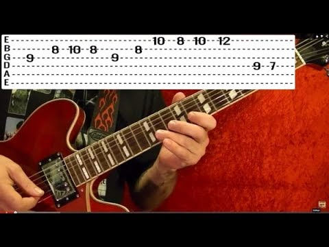 Something Solo by THE BEATLES - Guitar Lesson - George Harrison
