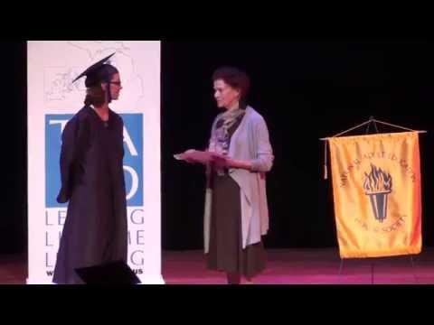 Adult Education Graduates Recognized at Commencement Ceremony