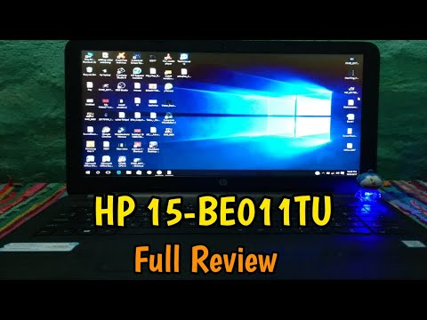 HP 15-be011tu Laptop Full Review, Hp Laptop Review With My Oppenion.. ☺️😊