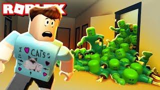 ROBLOX ZOMBIE ATTACK!!