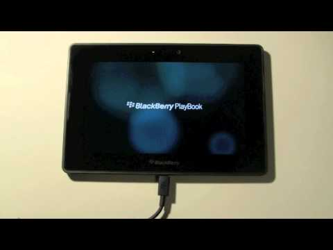 Blackberry Playbook: How to Reset to Factory Settings​​​ | H2TechVideos​​​