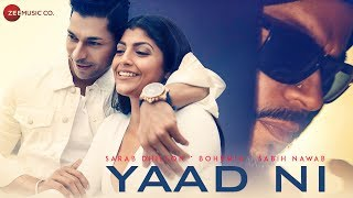 Yaad Ni - Official Music Video | Sarab Dhillon, Bohemia and Sabih Nawab (Rap) | Deep Jandu
