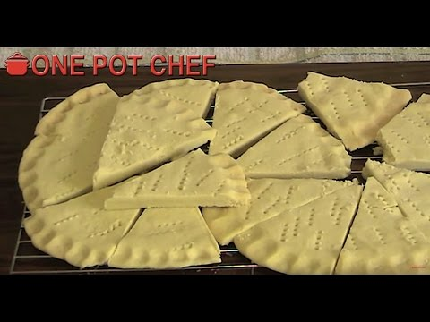 Christmas Shortbread Cookies   One Pot Chef