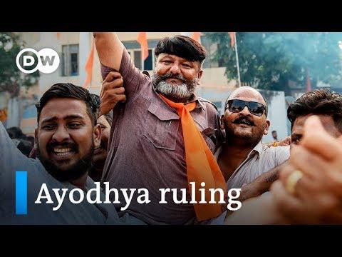 Xxx Mp4 India 39 S Supreme Court Says Hindus Get Ayodhya Site For Ram Mandir DW News 3gp Sex