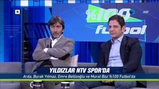 Dev Kadro %100 Futbol'daydı
