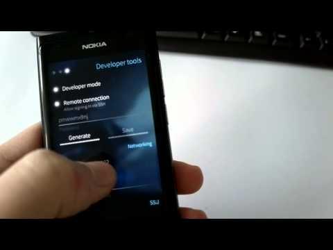 Sailfish OS on Nokia N9