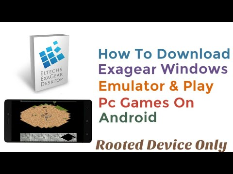 How To Download Exagear Windows Emulator & Play Pc Games On