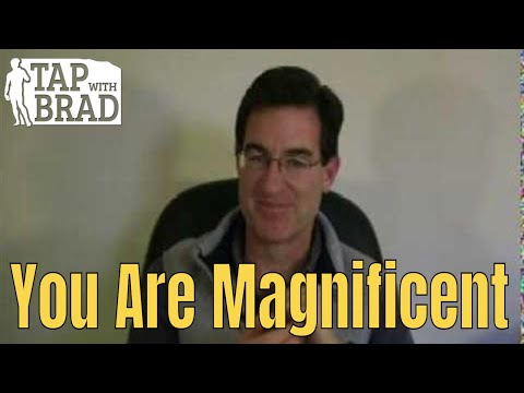 You are Magnificent - EFT with Brad Yates