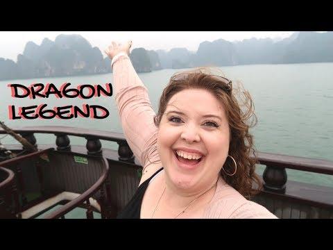 Halong Bay Luxury Cruise Day 1 | Halong Bay, Vietnam Travel Vlog