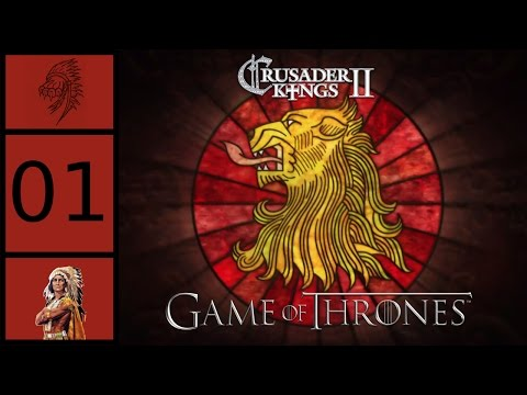 Crusader Kings 2 - Game of Thrones Mod - Century of Blood - Lion King of the Rock