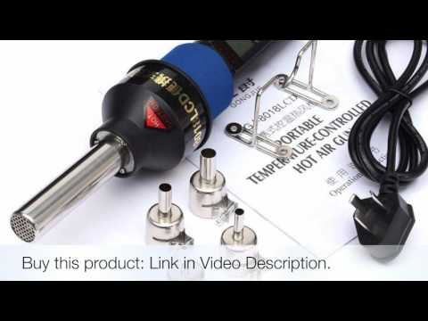 Invertor Hot Air Gun For Repairing Mobile and pc mother boards