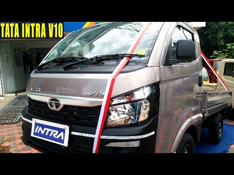 Tata Intra V10 Mini Truck, Payload Capacity 1000Kg, Price