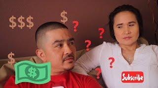 How much does Marites make? | PK Vlog 3