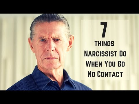 7 Things Narcissists Do When You Go No Contact