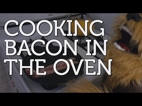 Cooking Bacon in the Oven (vs frying)