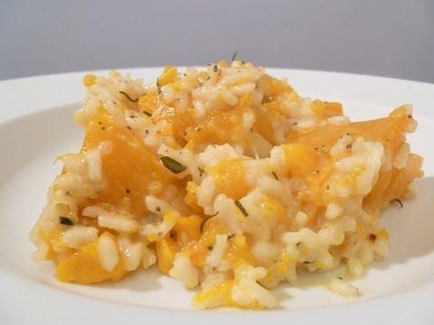 Pumpkin Risotto Cook-Along Video Part 1