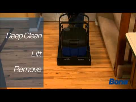 Deep Cleaning Lacquered Wood Flooring
