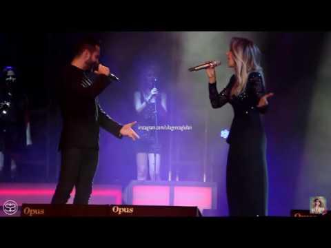 Sıla & Dünya Kızılçay - Ateşle Oynama 30 Eylül 2016 İzmir Açıkhava Sahnesi