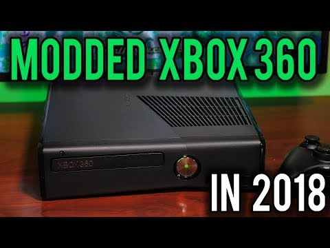 Why YOU need a Modded Xbox 360 in 2018 - The History, Custom Dashboards, Emulators, and More ! | MVG