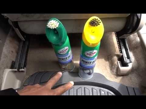 How to Clean Carpet and Seats on Your Car