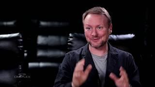 Rian Johnson talks directing Star Wars: The Last Jedi