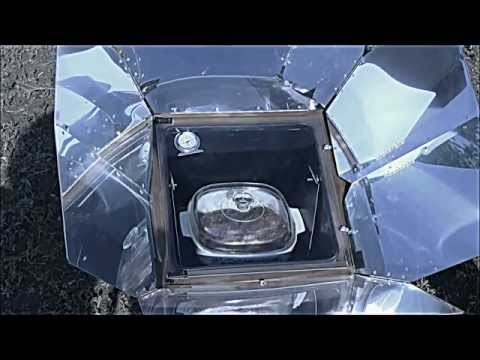 Solar Oven Brisket