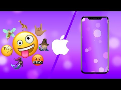 New iOS 11.1 Emojis & Dynamic Wallpapers!
