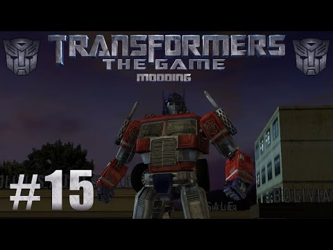 ENHANCED G1 OPTIMUS | Transformers: The Game Modding #15
