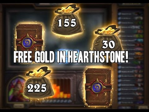 How to Get Free gold and GRIND in Hearthstone