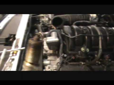 Spark plug change. 5.7 Hemi. 2006 Dodge charger R/T with Police package.